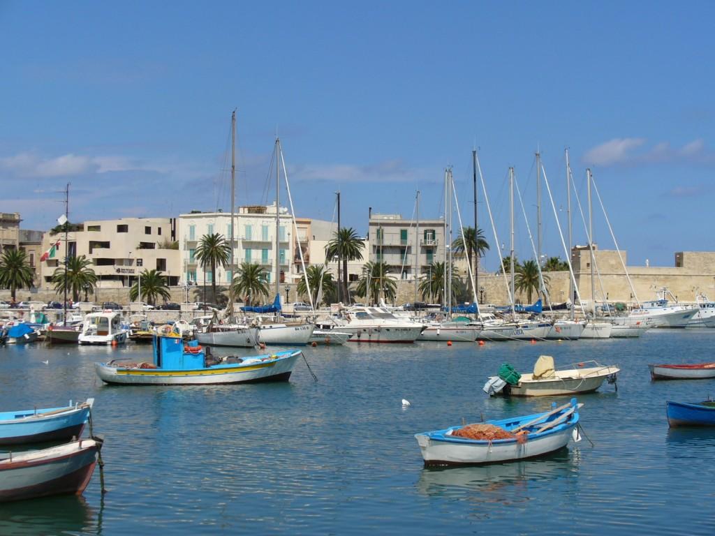 Vieux Port de Bari